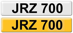 JRZ 700